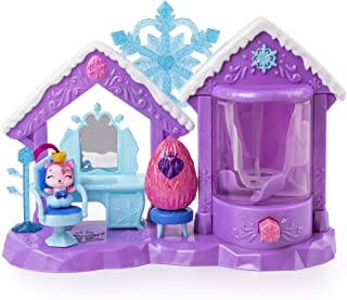 Hatchimals Colleggtibles, Glitter Salon Playset with 2 Exclusive for Kids Aged 5 & Up, Multicolor