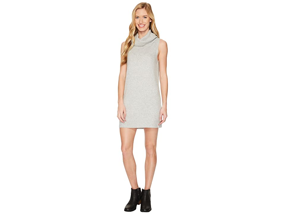 Lole Basia Dress (Light Grey Heather) Women