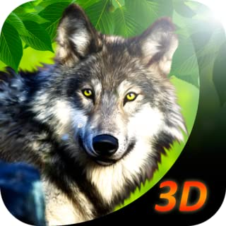 Wild Wolf Survival Simulator 3D