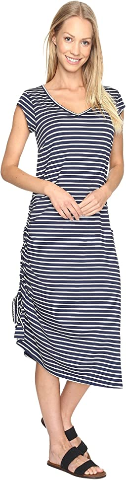 Deep Navy Balanced Stripe