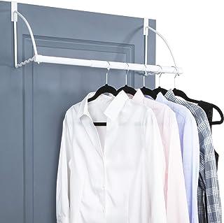 Valet de porte de placard - Porte-vêtements et cintre pour vêtements ou serviette, rangement et organisation de la maison ...