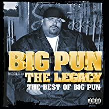 The Legacy: The Best Of Big Pun [Explicit]