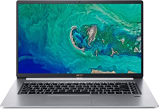 "Acer Swift 5 Ultra-Thin & Lightweight Laptop 15.6"" FHD IPS Touch Display in a thin .23"" bezel, 8th Gen Intel Core i5-8265U..."