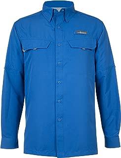 TS1156 Long Sleeve Men's River Guide Shirt