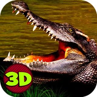 Crocodile Survival Simulator
