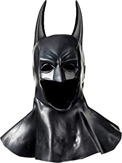 Rubie's Costume Men's Arkham City Deluxe Batman Cowl Mask