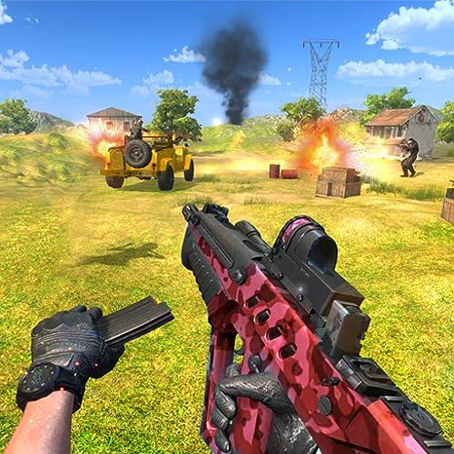 Escuadrón Fuego Supervivencia Disparando El juego