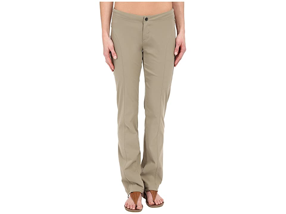 Columbia Just Righttm Straight Leg Pant (Tusk) Women