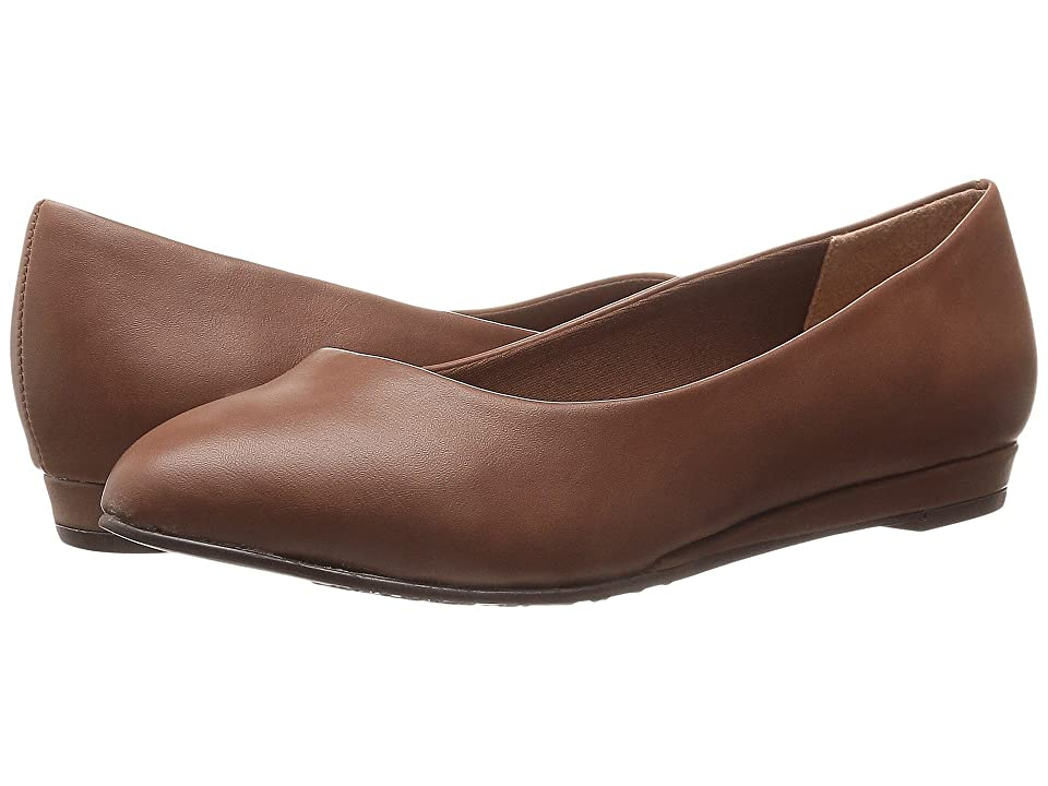 Soft Style Darlene (Mid Brown Leather) Women