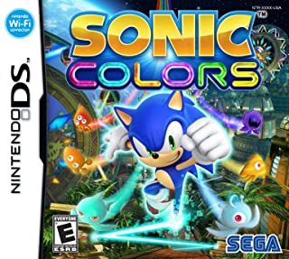 sonic colors nds