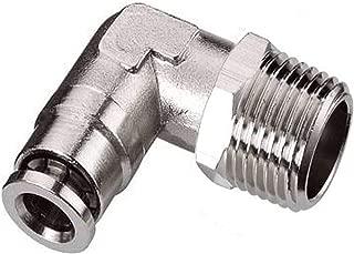 Utah Pneumatic Push to Connect Air Fittings 1/4