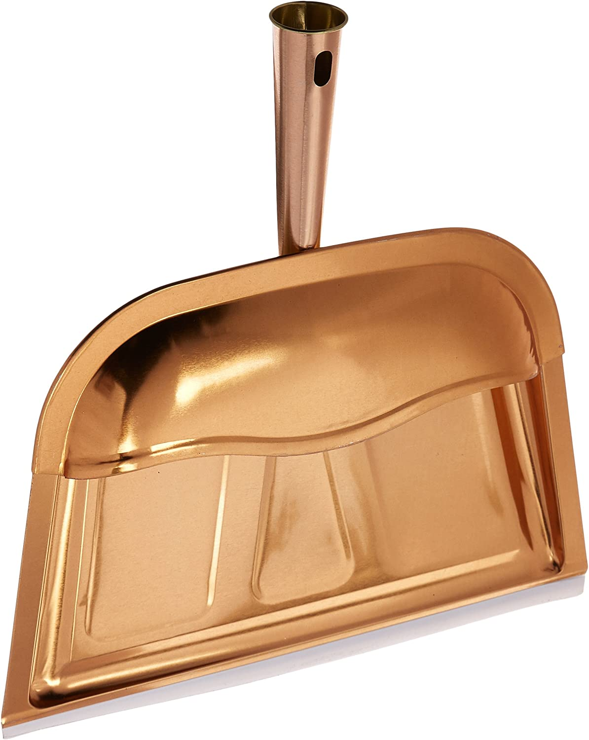 Range Kleen DP1CP Copper Our shop most Bombing free shipping popular Dust Pan Hooded