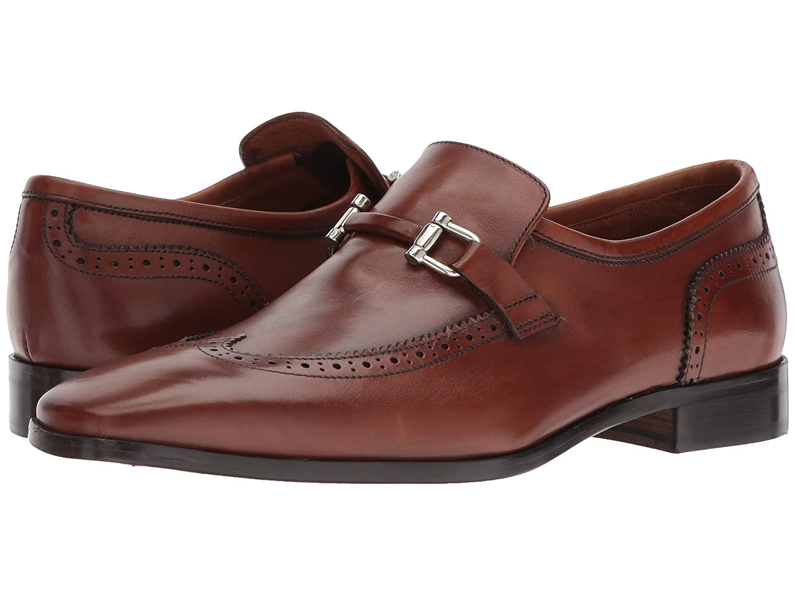 Massimo Matteo Slip-On Wing BitAtmospheric grades have affordable shoes
