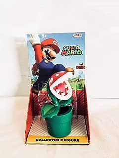 Super Mario Piranha Plant Collectible Figure by Jakks Pacific