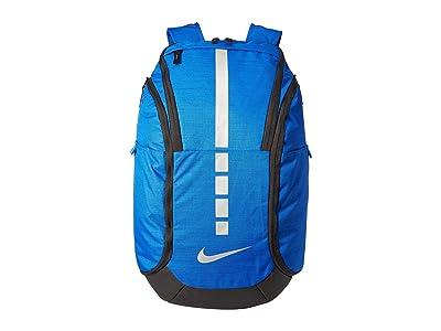 Nike Hoops Elite Pro Backpack (Game Royal/Black/Metallic Cool Grey) Backpack Bags
