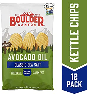 Best chips without sunflower oil Reviews