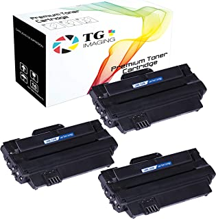 (3-Pack) Compatible MLTD105L MLT-D105L Toner Cartridge for use in Samsung SCX-4623, ML-2525, ML-2545 Printers, Sold by TG ...