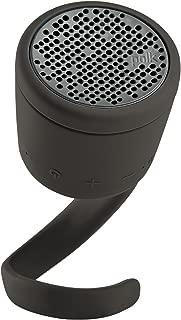 BOOM Swimmer DUO - Dirt, Shock, Waterproof Bluetooth Speaker with Stereo Pairing (Black)