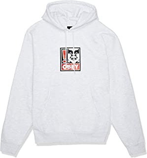 OBEY CLOTHING Men's OBEY EXCLAMATION POINT HOOD