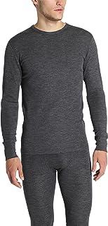 comprar comparacion Ultrasport Pure Maglietta Intima A Manica Lunga - Camiseta Interior Funcional, de Manga Larga Hombre