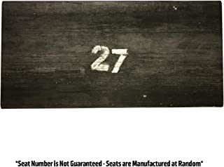 Notre Dame Fighting Irish Generic Single Stadium Bench - Random Number - Fanatics Authentic Certified
