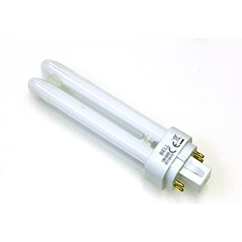 Osram Dulux D E 13 Watt Cool White 4000k Compact Fluorescent Light Amazon Co Uk Business Industry Science