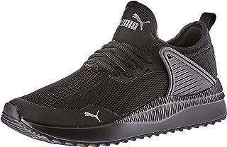 PUMA Women's Pacer Next Cage Blk-blk Shoes, Black Black