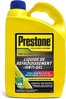 Prestone 1831821 Kühlerschutzmittel Gebrauchsfertig 4L