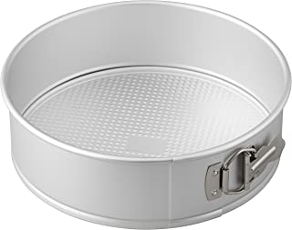 Wilton Aluminum Springform Pan, Make Delicious Cheesecakes and So Much More, 10-Inch