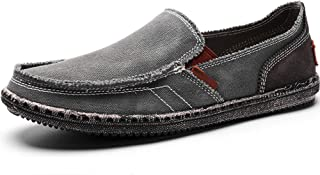 Best men's canvas loafers Reviews