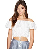 The Jetset Diaries - Anika Crop Top