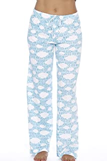 Just Love 100% Cotton Jersey Knit Women Pajama Pants/Sleepwear