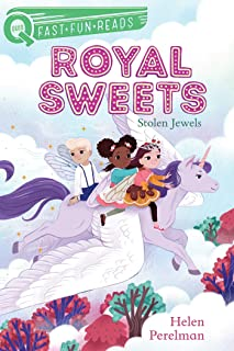 Stolen Jewels: Royal Sweets 3 (QUIX)
