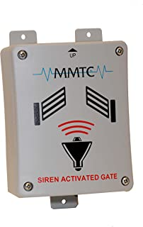 MMTC SAG-M Siren Operated Sensor Gate Opener Activator Emergency Security
