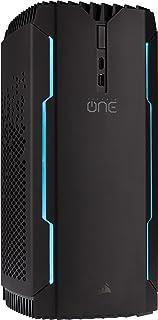 Corsair One Pro - Ordenador de sobremesa Compacto para Gaming (Intel Core i7-7700K, DDR4 16 GB, SSD M.2 480 GB, HDD 2 TB, ...