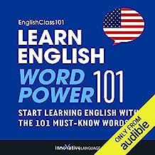 Learn English: Word Power 101: Absolute Beginner English #1