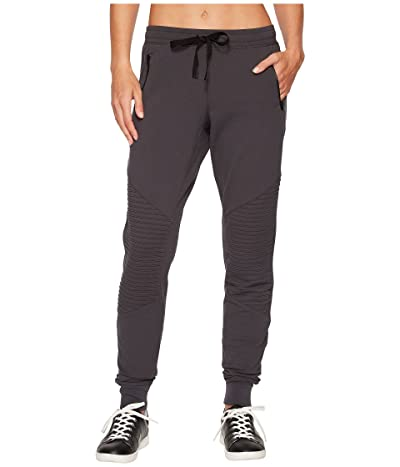 ALO Urban Moto Sweatpants (Anthracite) Women