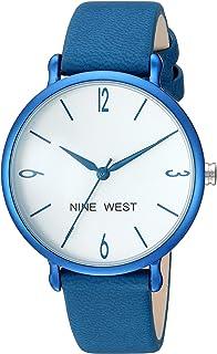Nine West NW/2319WTTE - Reloj de pulsera para mujer, color verde azulado
