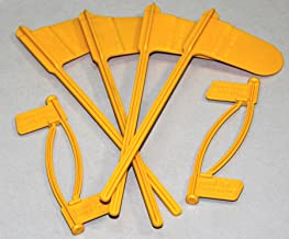MTM CFP Pistol & Rifle Chamber Indicator Flags, One Size