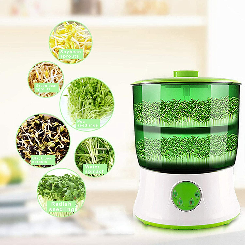 Bean Sprouts Machine 送料無料/新品 Intelligent Maker 2 セール商品 Automatic