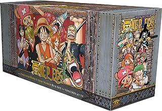One Piece Box Set 3: Thriller Bark to New World, Volumes 47-70 (3)