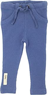 L'ovedbaby Unisex-Baby Organic Cotton Thermal Drawstring Pants