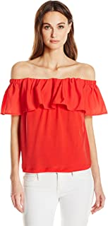 French Connection Women's Summer Crepe Light Top