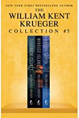 William Kent Krueger Collection #5: Tamarack County, Windigo Island, and Manitou Canyon (Cork O'Connor Mystery Series) Kindle Edition
