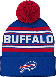 NFL Buffalo Bills Youth Outerstuff Structured Adjustable Hat, Team Color, Youth One Size