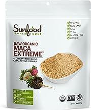 Sunfood Superfoods Maca Extreme Potency Organic Raw 8oz Bag