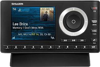 SiriusXM SXPL1H1 Onyx Plus Satellite Radio with Home Kit, Receive 3 Months Free Service with Subscription – Enjoy SiriusXM...