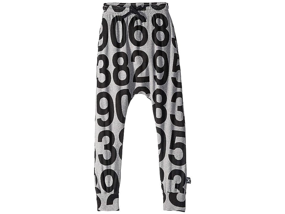 Nununu - Nununu Numbered Baggy Pants