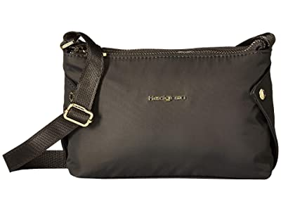 Hedgren Prisma Triangular Small Crossbody (Pavement) Cross Body Handbags