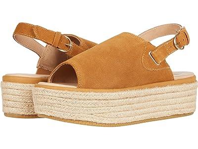 Sperry Delmare Plushwave Flatform Sandal